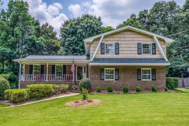 5635 Mill Trace Drive, Dunwoody, GA 30338 (MLS #6558718) :: Rock River Realty