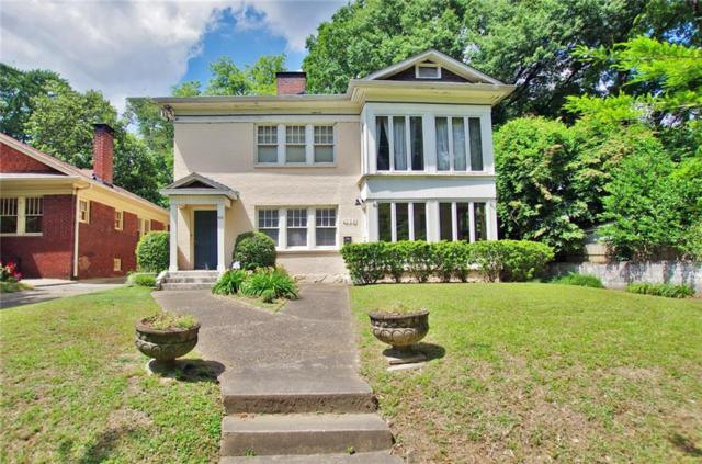 416 6TH Street, Atlanta, GA 30308 (MLS #6558731) :: The Hinsons - Mike Hinson & Harriet Hinson