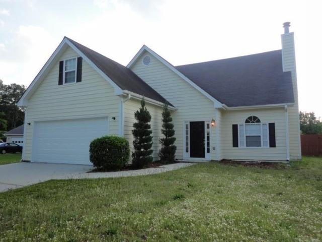 4312 Sorrells Drive, Powder Springs, GA 30127 (MLS #6558827) :: Kennesaw Life Real Estate