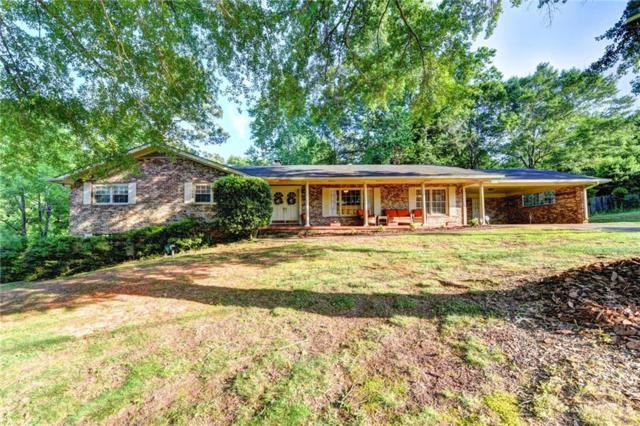 4493 Stacey Drive, Oakwood, GA 30566 (MLS #6558890) :: The Heyl Group at Keller Williams