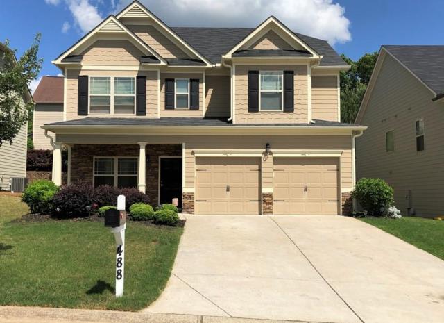 488 Crestmont Lane, Canton, GA 30114 (MLS #6558976) :: Iconic Living Real Estate Professionals