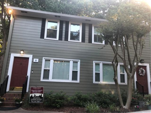 8 Holly Downs Court NW, Atlanta, GA 30318 (MLS #6558985) :: KELLY+CO