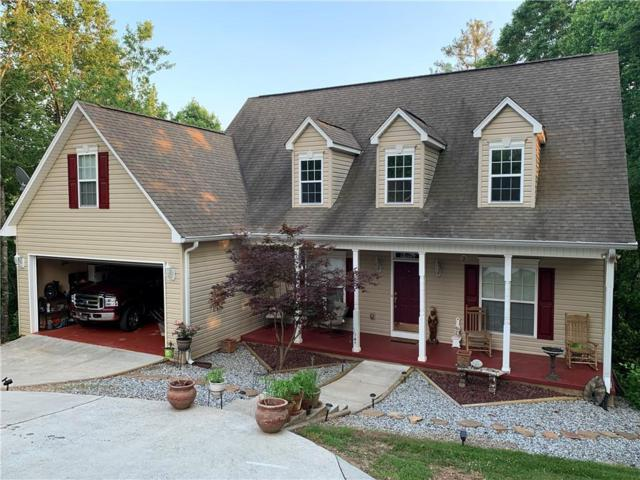 297 Holly Ridge, Dahlonega, GA 30533 (MLS #6558994) :: The Heyl Group at Keller Williams