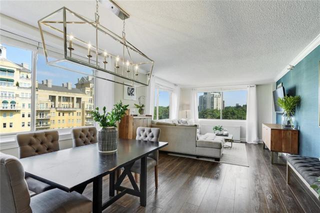 2479 Peachtree Road NE #916, Atlanta, GA 30305 (MLS #6559029) :: Charlie Ballard Real Estate