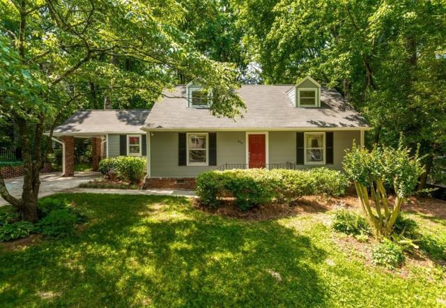 2578 Ridgewood Terrace NW, Atlanta, GA 30318 (MLS #6559060) :: Rock River Realty