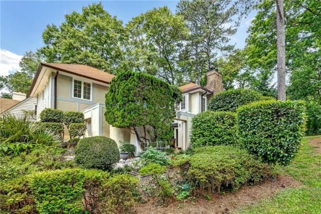 550 Montgomery Ferry Road NE, Atlanta, GA 30324 (MLS #6559083) :: KELLY+CO