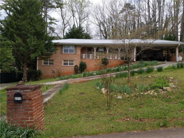 2272 Woodridge Drive, Marietta, GA 30066 (MLS #6559131) :: Kennesaw Life Real Estate