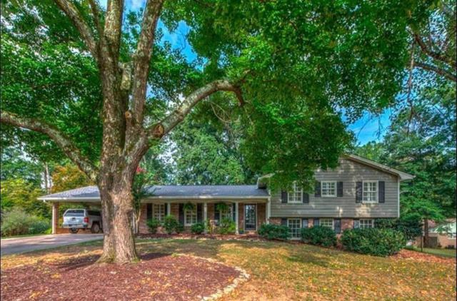 510 Windgrove Road SE, Marietta, GA 30067 (MLS #6559144) :: Kennesaw Life Real Estate
