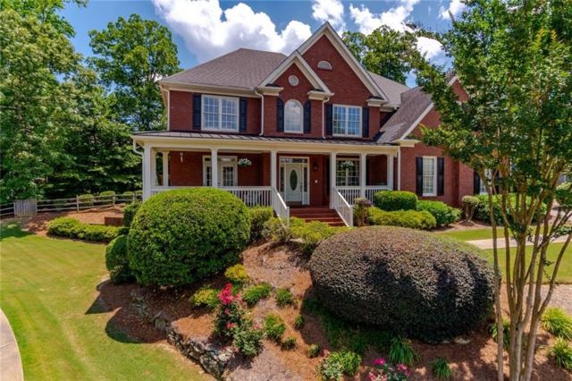 906 Shaftoe Street NW, Kennesaw, GA 30152 (MLS #6559166) :: North Atlanta Home Team