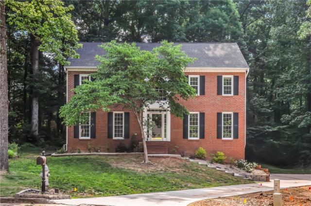 372 Lombard Drive, Lawrenceville, GA 30044 (MLS #6559184) :: Rock River Realty