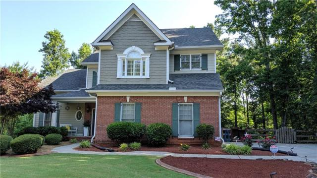 536 Wintergreen Way, Canton, GA 30115 (MLS #6559223) :: Kennesaw Life Real Estate