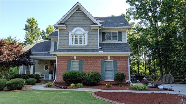 536 Wintergreen Way, Canton, GA 30115 (MLS #6559223) :: Rock River Realty
