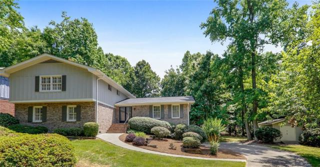 4744 Village North Court, Dunwoody, GA 30338 (MLS #6559225) :: The Heyl Group at Keller Williams