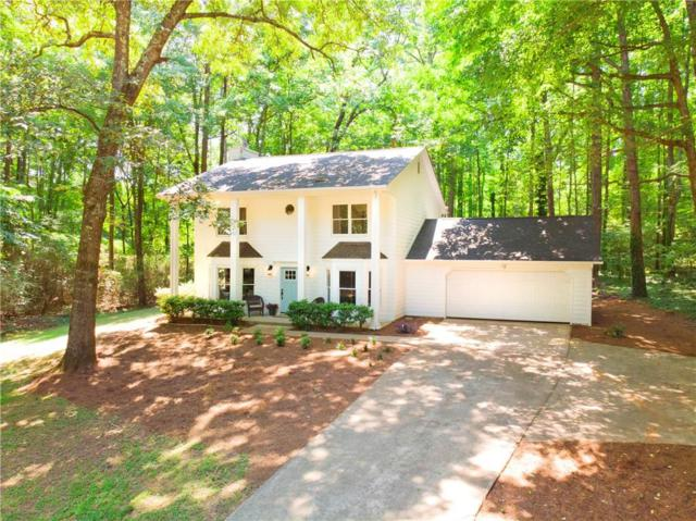 300 Cedar Lane, Fayetteville, GA 30214 (MLS #6559234) :: North Atlanta Home Team