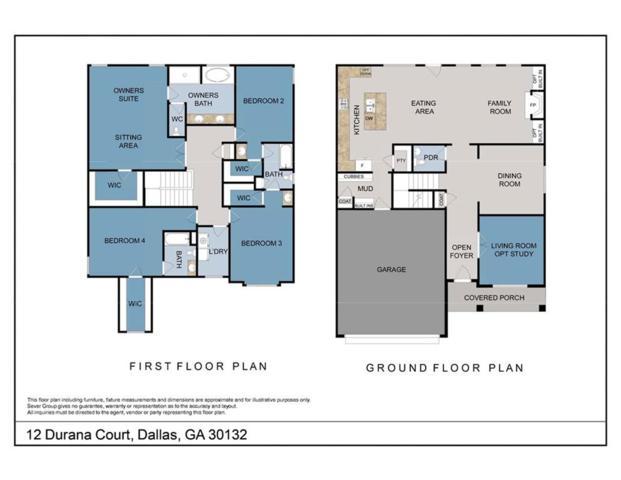 12 Durana Court, Dallas, GA 30132 (MLS #6559311) :: Kennesaw Life Real Estate