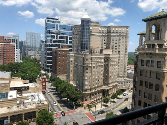 620 Peachtree Street NE #1604, Atlanta, GA 30308 (MLS #6559347) :: KELLY+CO
