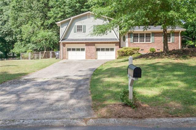 3080 Mary Drive, Marietta, GA 30066 (MLS #6559375) :: North Atlanta Home Team