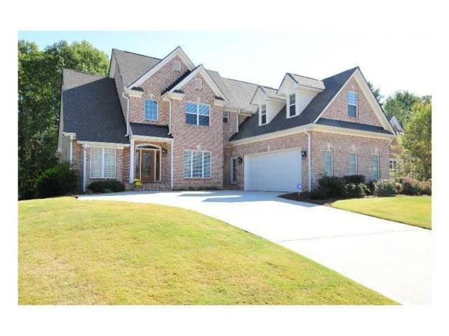 383 Langshire Drive, Mcdonough, GA 30253 (MLS #6559432) :: North Atlanta Home Team