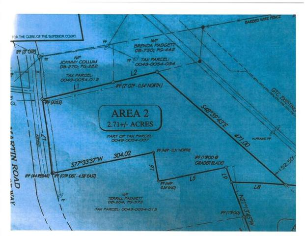 0 Martin Road, Cartersville, GA 30120 (MLS #6559868) :: Iconic Living Real Estate Professionals