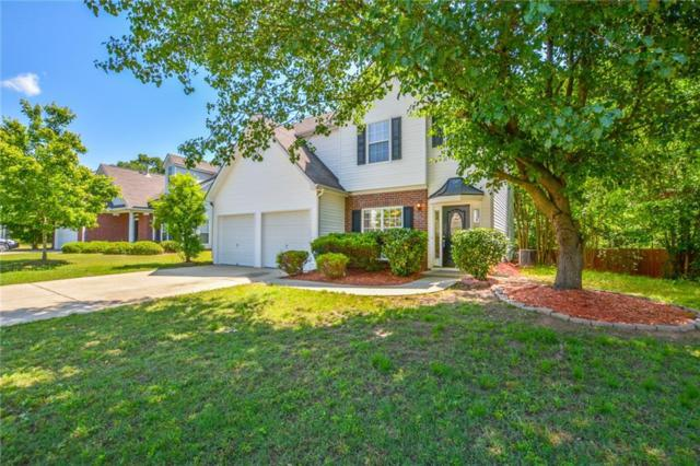 1557 Silver Ridge Drive, Austell, GA 30106 (MLS #6559921) :: The Heyl Group at Keller Williams