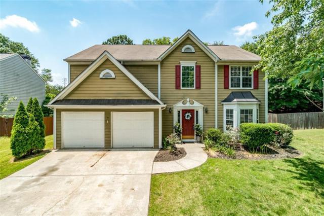 1358 Dalesford Drive, Alpharetta, GA 30004 (MLS #6559945) :: North Atlanta Home Team