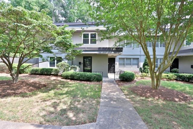 315 Lakemoore Drive NE A, Atlanta, GA 30342 (MLS #6559989) :: North Atlanta Home Team