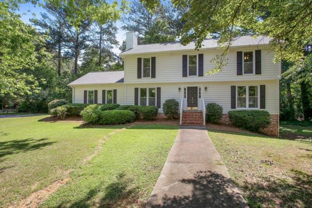 411 Woodstone West Drive, Marietta, GA 30068 (MLS #6560612) :: KELLY+CO