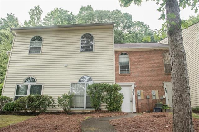 684 Coventry Township Lane, Marietta, GA 30062 (MLS #6560716) :: KELLY+CO