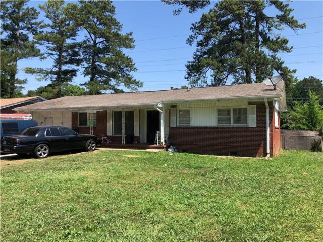 814 Longleaf Drive, Forest Park, GA 30297 (MLS #6560770) :: North Atlanta Home Team