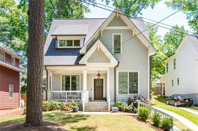 161 Ridgeland Avenue, Decatur, GA 30030 (MLS #6560906) :: North Atlanta Home Team