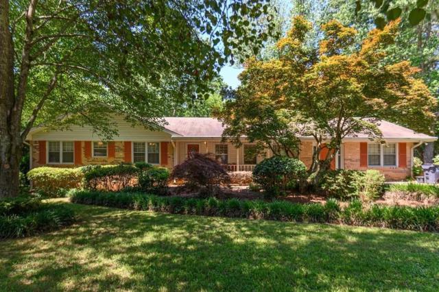 1809 Mornington Lane, Snellville, GA 30078 (MLS #6561055) :: North Atlanta Home Team