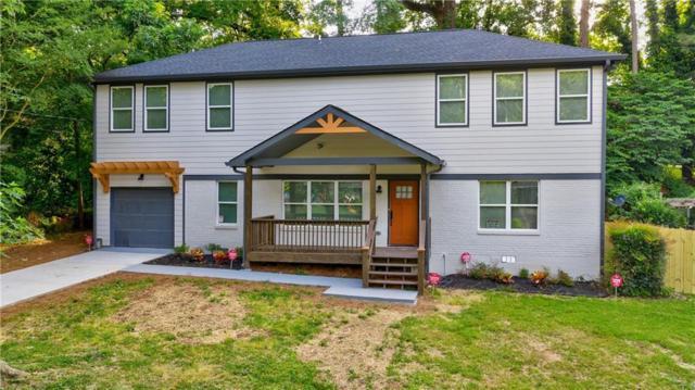 1383 Dennis Drive, Decatur, GA 30032 (MLS #6561129) :: North Atlanta Home Team