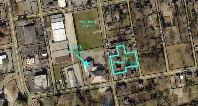 319 Madison Avenue, Monroe, GA 30655 (MLS #6561280) :: RE/MAX Paramount Properties
