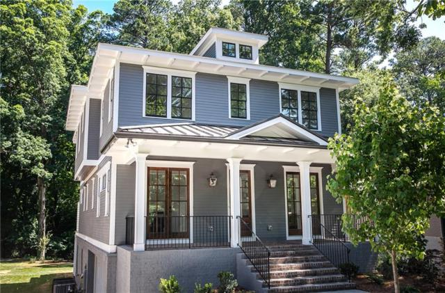 740 Amsterdam Avenue NE, Atlanta, GA 30306 (MLS #6561390) :: Dillard and Company Realty Group