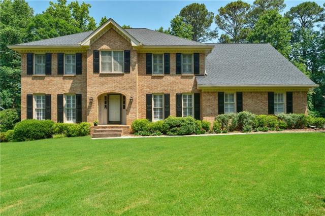 5589 Guyton Court, Peachtree Corners, GA 30092 (MLS #6561413) :: North Atlanta Home Team