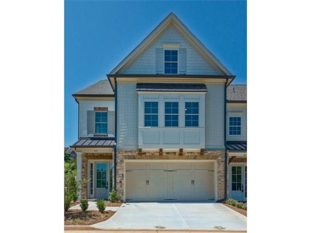 1245 Hightower Crossing #49, Marietta, GA 30060 (MLS #6561552) :: RE/MAX Prestige