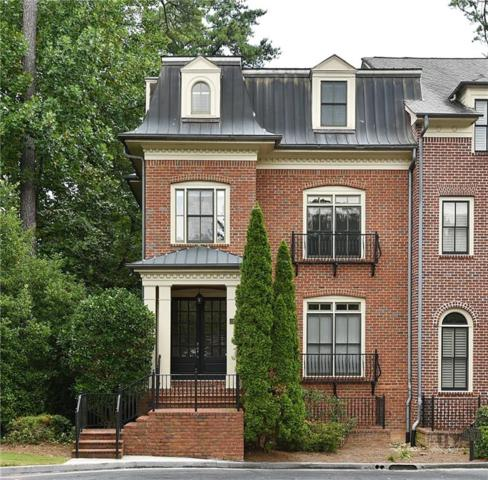 3127 Lenox Road NE #21, Atlanta, GA 30324 (MLS #6561555) :: RE/MAX Paramount Properties