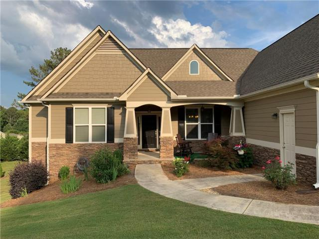 207 Erin Lane, Ball Ground, GA 30107 (MLS #6561605) :: Path & Post Real Estate