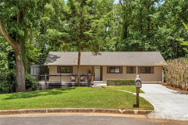 5583 Benton Woods Drive, Atlanta, GA 30342 (MLS #6561827) :: The Zac Team @ RE/MAX Metro Atlanta