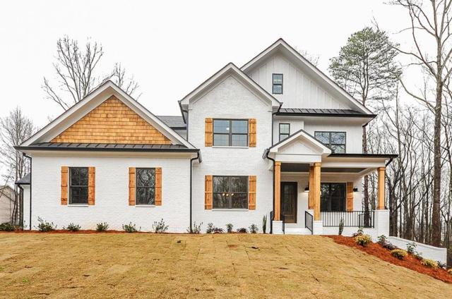 709 Bailey Woods Road, Dacula, GA 30019 (MLS #6561980) :: North Atlanta Home Team