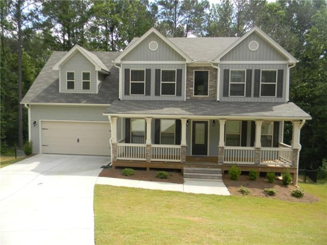 1420 Greenridge Way, Loganville, GA 30052 (MLS #6562114) :: North Atlanta Home Team