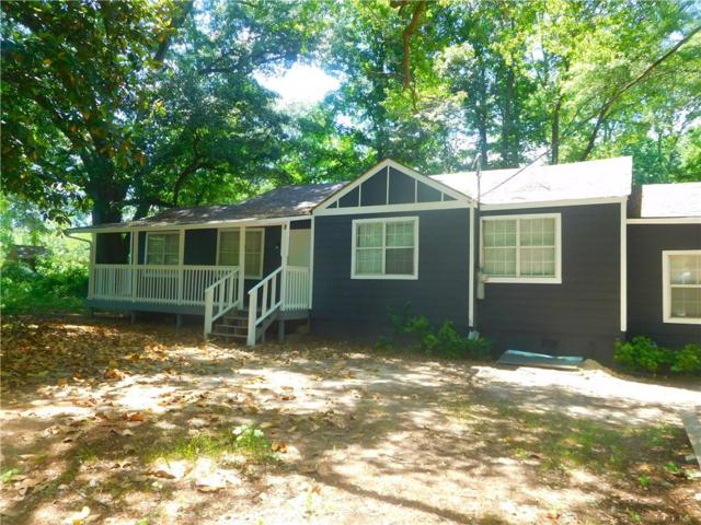 1616 Burks Drive, Lake City, GA 30260 (MLS #6562140) :: RE/MAX Paramount Properties