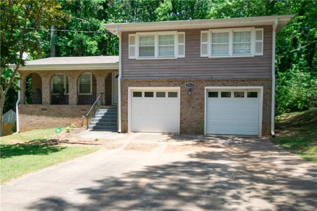 2810 Leisure Woods Lane, Decatur, GA 30034 (MLS #6562148) :: The Zac Team @ RE/MAX Metro Atlanta
