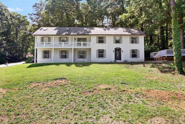 465 Nottingham Drive, Marietta, GA 30066 (MLS #6562176) :: North Atlanta Home Team
