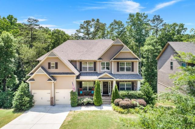 1297 Hamilton Creek Drive NW, Kennesaw, GA 30152 (MLS #6562219) :: North Atlanta Home Team