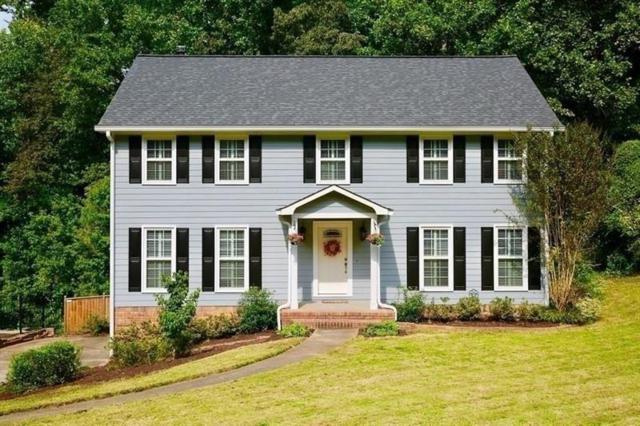 345 Millbrook Trace, Marietta, GA 30068 (MLS #6562257) :: North Atlanta Home Team