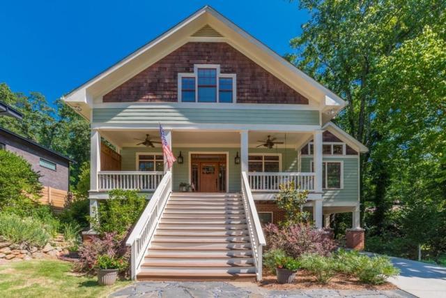 540 Kirk Road, Decatur, GA 30030 (MLS #6562301) :: North Atlanta Home Team