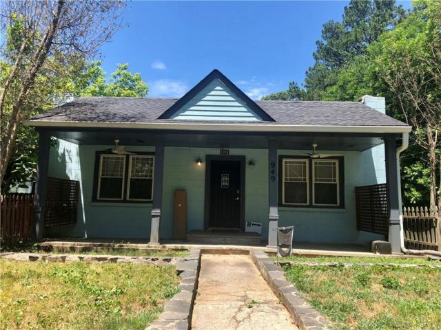 949 Ormewood Terrace SE, Atlanta, GA 30316 (MLS #6562591) :: Rock River Realty