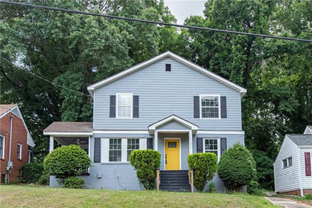 1286 Beecher Street SW, Atlanta, GA 30310 (MLS #6562783) :: RE/MAX Prestige