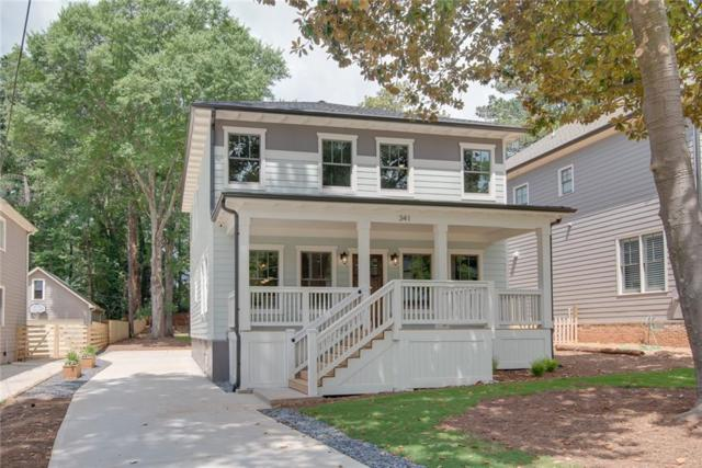 341 Ashburton Avenue SE, Atlanta, GA 30317 (MLS #6563023) :: The Zac Team @ RE/MAX Metro Atlanta